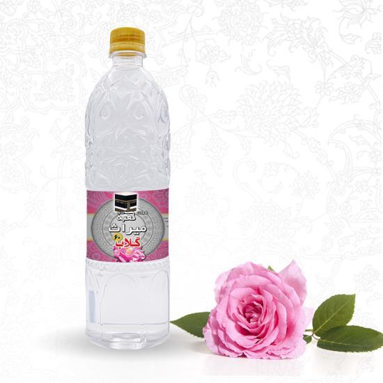 گلاب با شش برابر کیفیت استاندارد(دوآتیشه واقعی)